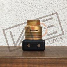 画像1: Goon LP RDA 24mm 【 By 528 Custom 】 アトマイザー ドリッパー ゴールド (1)