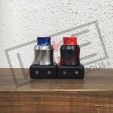 画像1: RECURVE RDA 24mm 【 Wotofo 】 アトマイザー ドリッパー BF対応 DL向け (1)