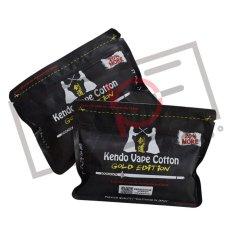 画像1: Kendo Vape Cotton Gold Edition ケンドーコットン VAPE電子タバコ専用コットン (1)