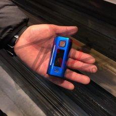 画像4: <テクニカルデュアルMOD> LUSTRO 200W Box Mod 《AsModUs》 MOD デュアルバッテリー 電子たばこ vape (4)