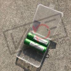 画像4: バッテリーケース 4本用 18650 バッテリー 電子タバコ VAPE用 持ち歩き (4)