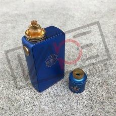 画像2: 《メカニカルMOD》 dotmod Squonk set / dotmod アトマイザーSET スコンカー BF ボトムフィーダー 電子たばこ vape (2)