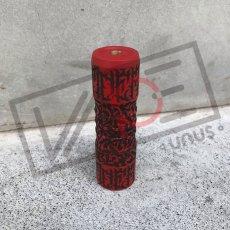 画像3: 《メカニカルMOD》El Thunder 20700  Artist Collection X Pavel Almazov MOD  /  VIVA LA CLOUD チューブ MOD 電子たばこ VAPE (3)