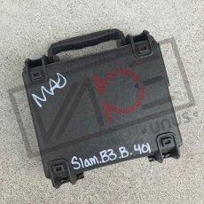 画像9: 《メカニカルMOD》401【PURGE MODS】Slam Piece  MoneyShot 30mm RDAセット MOD【限定300本】 (9)