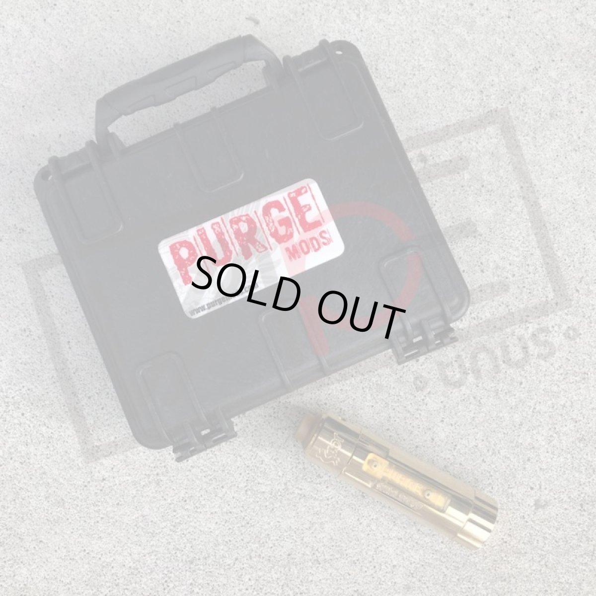 画像1: 《メカニカルMOD》427【PURGE MODS】Slam Piece  MoneyShot 30mm RDAセット MOD【限定300本】 (1)