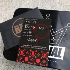 画像9: BMI TOUCH V3 LOUIS VUITTON BLACK  / BMI MOD テクニカル デュアルバッテリー タッチパネル 電子タバコ vape (9)