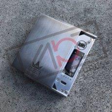 画像2: BMI TOUCH V3 Crown Raw Aluminium  / BMI MOD テクニカル デュアルバッテリー タッチパネル 電子タバコ vape (2)