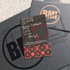 画像9: BMI TOUCH V3 Crown Raw Aluminium  / BMI MOD テクニカル デュアルバッテリー タッチパネル 電子タバコ vape (9)