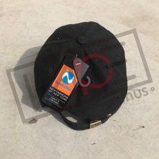 画像9: UNUS オリジナル ローキャップ newhattan CAP オリジナル グッズ 3色展開 デニム ブルー ブラック (9)