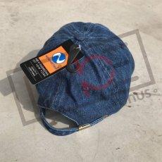 画像7: UNUS オリジナル ローキャップ newhattan CAP オリジナル グッズ 3色展開 デニム ブルー ブラック (7)