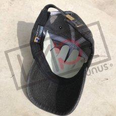 画像5: UNUS オリジナル ローキャップ newhattan CAP オリジナル グッズ 3色展開 デニム ブルー ブラック (5)