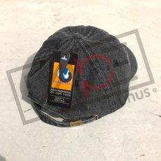 画像3: UNUS オリジナル ローキャップ newhattan CAP オリジナル グッズ 3色展開 デニム ブルー ブラック (3)