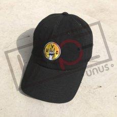 画像8: UNUS オリジナル ローキャップ newhattan CAP オリジナル グッズ 3色展開 デニム ブルー ブラック (8)