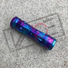 画像3: 《メカニカルMOD》【AVIDLYFE】TimeKeeper Cotton Candy Cap DripTip Set  Mechanical Mod キャップ ドリップチップ セット  (3)