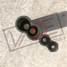 画像11: <テクニカルデュアルMOD>Double Barrel V3 150W Box Mod 《Squid Industries》 MOD デュアルバッテリー 電子たばこ vape (11)