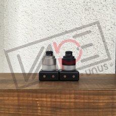 画像1: NIXON V1.5 RDTA BF 22mm 【GAS Mods】 アトマイザー ドリッパー ボトムフィーダー (1)