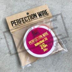 画像3: Nifethal 70 / PERFECTION WIRE 30ft (10m) ビルド用ワイヤー Wire ビルド 電子タバコ vape (3)
