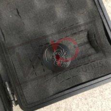 画像9: 《メカニカルMOD》新色【PURGE MODS】Slim Piece Black Red splatter RDA Set (9)