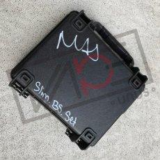 画像14: 《メカニカルMOD》新色【PURGE MODS】Slim Piece Black Red splatter RDA Set (14)