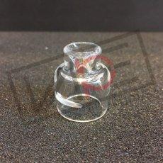 画像2: 《ガラスキャップ》2POST BATTLE DECK 20mm Trinity Glass Cap 《AVID LYFE》 クリア カスタム アクセサリー 電子タバコ vape (2)