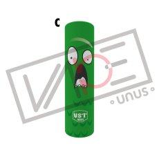 画像4: 18650専用 バッテリーシュリンクラップ  V.S.T WRAPS 柄 VAPE用 電子タバコ vape (4)