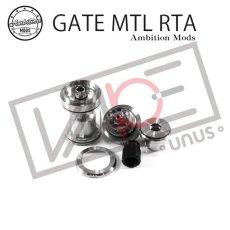 画像9: GATE MTL RTA - Ambition MODS アトマイザー MTL RTA 22mm 《 Ambition MODS 》シングル ビルド アトマイザー 電子タバコ vape (9)