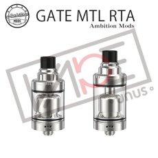 画像2: GATE MTL RTA - Ambition MODS アトマイザー MTL RTA 22mm 《 Ambition MODS 》シングル ビルド アトマイザー 電子タバコ vape (2)
