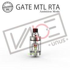 画像5: GATE MTL RTA - Ambition MODS アトマイザー MTL RTA 22mm 《 Ambition MODS 》シングル ビルド アトマイザー 電子タバコ vape (5)