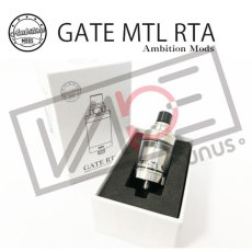 画像10: GATE MTL RTA - Ambition MODS アトマイザー MTL RTA 22mm 《 Ambition MODS 》シングル ビルド アトマイザー 電子タバコ vape (10)