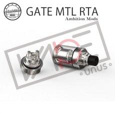 画像3: GATE MTL RTA - Ambition MODS アトマイザー MTL RTA 22mm 《 Ambition MODS 》シングル ビルド アトマイザー 電子タバコ vape (3)