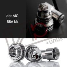 画像1: 《リビルドユニット》 dotAIO RBAユニット / dotmod ビルド 電子たばこ vape (1)