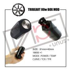 画像2: <テクニカルMOD> TRIBEAUT 80W Box Mod 《AsModUs》 MOD シングルバッテリー 電子たばこ vape (2)