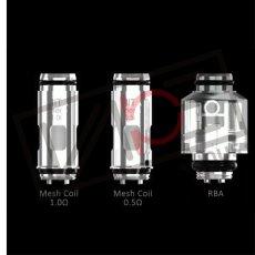 画像10: 《スターターキット》 HITA MECH REINVAET / ASVAPE 交換コイル リビルド可能 初心者 電子たばこ vape (10)
