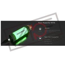 画像8: 《スターターキット》 HITA MECH REINVAET / ASVAPE 交換コイル リビルド可能 初心者 電子たばこ vape (8)