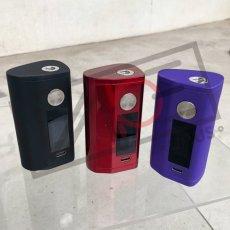 画像1: <テクニカルデュアルMOD> MINIKIN V3 200W Box Mod 《AsModUs》 MOD デュアルバッテリー 電子たばこ vape (1)