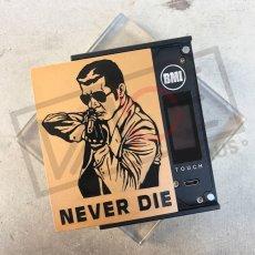 画像1: 《UNUS ORIGINALパネル》 S130Z-GOLD / BMI MOD専用パネル NEVER DIEシリーズ オリジナル 電子タバコ vape (1)