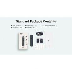 画像13: <スターターキット> XTAL Pod Kit / ZQ 小型スターターキット pod式 コンパクト 持ち歩き スターター 電子たばこ vape 初心者 サブ機 (13)