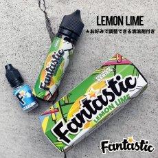 画像1: 《フルーツ系・清涼剤付き》 LEMON LIME/Fantastic Juice【50ml】 レモン ライム 清涼剤 フルーツ リキッド (1)