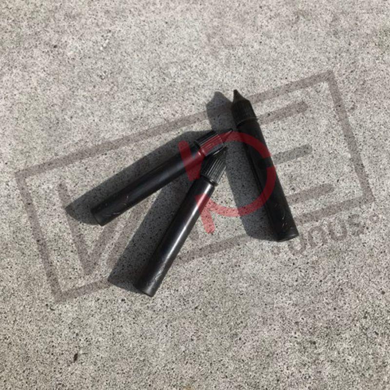 画像1: ゴリラボトル 15ml ユニコーンボトル ブラック 電子タバコ VAPE用 リキッド 空ボトル (1)