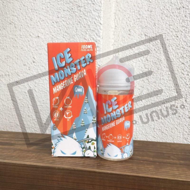 画像1: 《フルーツメンソール系》ICE MONSTER【100ml】マンゴー タンジェリン グァバ メンソール リキッド (1)