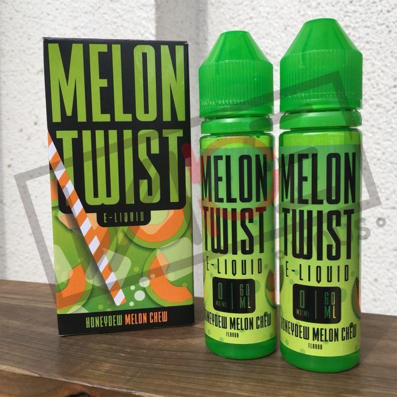 画像1: 《フルーツ系》MELON TWIST【60ml / 120ml】メロン フルーツ リキッド (1)