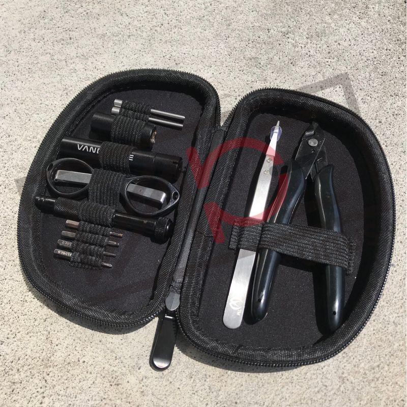 画像1: 【訳あり商品】Tool Kit pro / VANDY VAPE  電子たばこ vape ビルド ツールキット 持ち運び  電子たばこ用ビルドツール  リビルダブル 工具 (1)