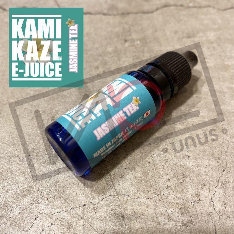 画像1: 《ドリンク系》JASMIN TEA /  KAMIKAZE【15ml】 ジャスミンティー  国産リキッド (1)