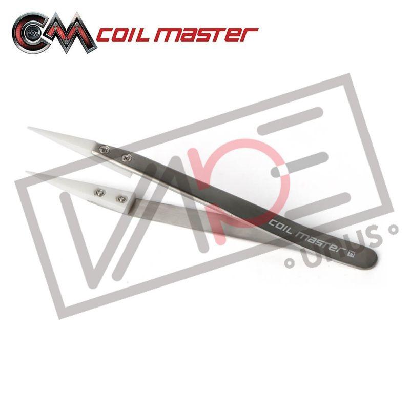 画像1: セラミックピンセット / COIL MASTER 電子たばこ vape ビルド ツールキット (1)