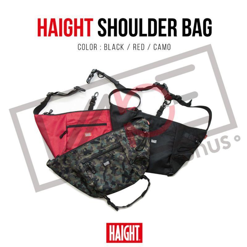 画像1: BOAT SHOULDER BAG / HAIGHT  電子タバコ専用 vapeバッグ ツール ケース バッグ 持ち歩き (1)