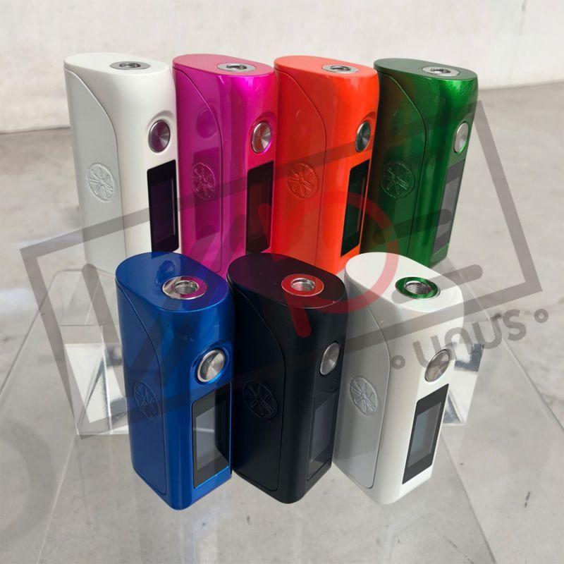 画像1: Colossal 80W Box Mod 《AsModUs》 MOD テクニカル 電子たばこ vape 本体のみ (1)