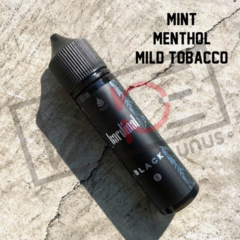 画像1: 《タバコ系》 KARDINAL【60ml】 メンソール タバコ リキッド (1)